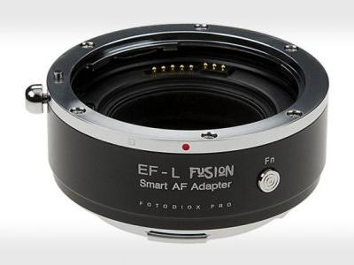 Fotodiox Unveils EF-to-L Lens Adapter with Full Electronic Functions