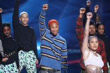 N.E.R.D. Teams up with Migos for NBA All-Star Halftime Performance: Watch