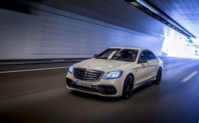 New Mercedes AMG S 63 4MATIC+ And S 65 Announced