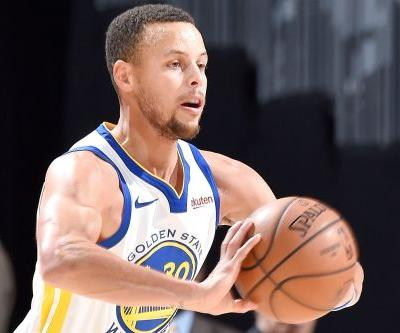 Warriors show Cavaliers how far apart they are now