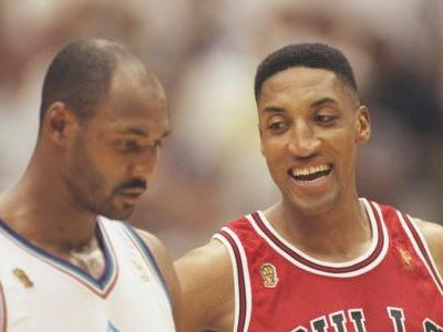 How Scottie Pippen's single line of trash talk helped the Bulls steal Game 1 of the 1997 Finals