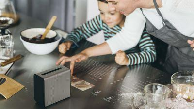 Sony Xperia Touch projector is out now and it's seriously expensive
