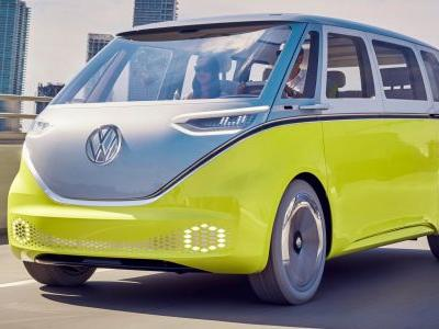 CES 2018: VW To Use Nvidia's AI In Future Models, Including Electric Microbus