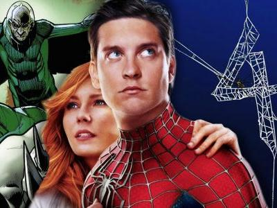 Spider-Man 4: Marvel Teases Canceled Movie in Comic Form?