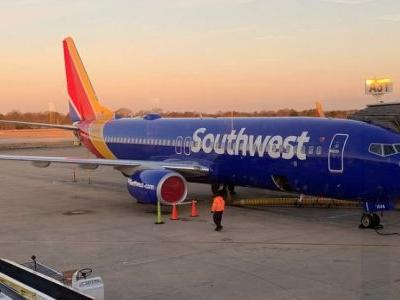 Southwest beats despite being the US airline with the biggest exposure to the 737 Max