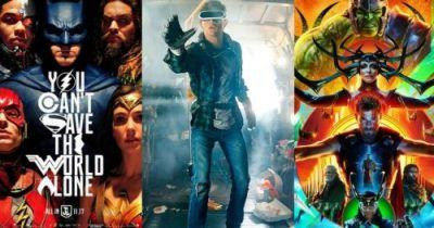 Watch Every Movie Trailer from Comic-Con 2017From Thor 3 to