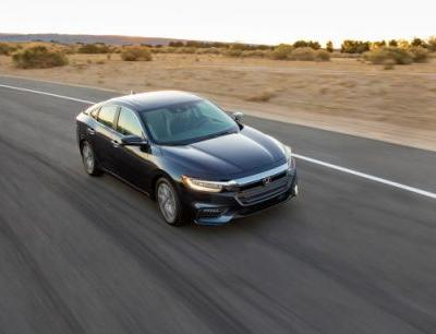 2019 Honda Insight: A More Civic-Like Hybrid Tries Again to Beat the Prius