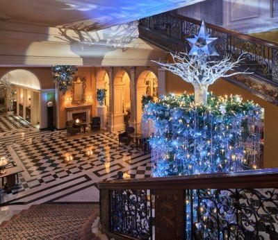 The Best Luxury Hotel Stays for the Holidays