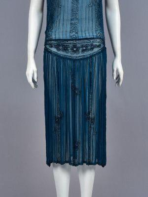 Evening Dress1920sWhitaker Auctions