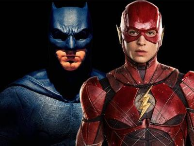 Ben Affleck May Reprise Batman for Flashpoint Movie