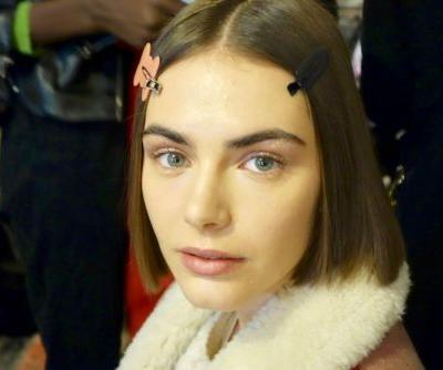 Paul Mitchell's Sleek Styles at Milly NYFW Fall/Winter 2018