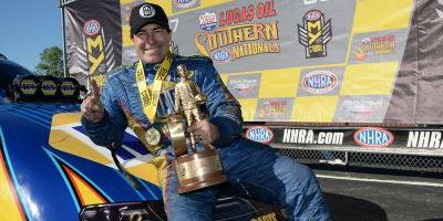 Capps Still Sizzling in Cool Atlanta