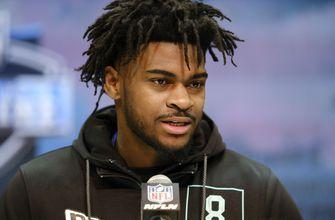 NFL scouting combine family affair for lucky few