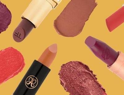 Fall In Love With These 5 Autumn-Colored Lipsticks