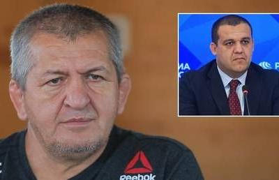'Huge loss for the sporting world': Russian boxing chief mourns passing of Abdulmanap Nurmagomedov