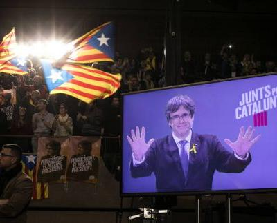 Who's who in Catalonia's election marked by secession fight