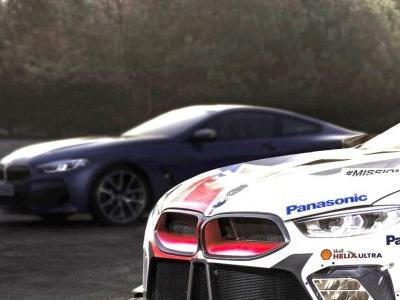 The New BMW 8-Series Will Make Its Grand Debut At Le Mans