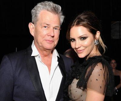 Sara and Erin Foster have big plans for dad David's wedding to Katharine McPhee