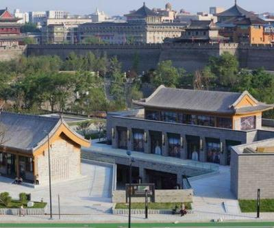 Renovation of Xi'an South Gate Plaza / China Northwest Architecture Design and Research Institute