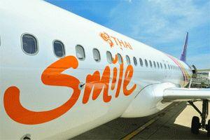 THAI Smile introduces the most exclusively non-stop flight from India to Bangkok