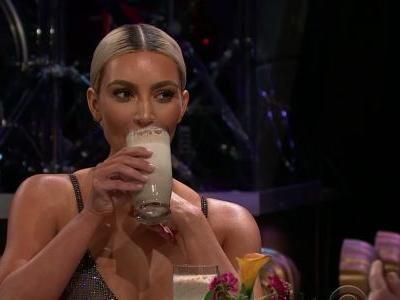 Kim Kardashian Drank a Sardine Smoothie Instead of Confirming Sisters' Pregnancies