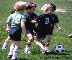 Participating in Sports during Childhood Can Benefit Your Bone Health