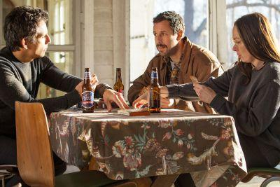 Adam Sandler Shows Off His Dramatic Chops In Musical Trailer For Netflix's 'The Meyerowitz Stories'