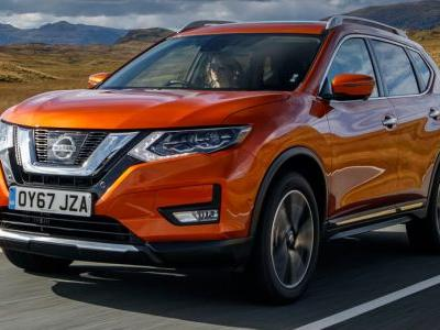 Refreshed 2018 Nissan X-Trail Arrives In The UK, From £23,385 OTR