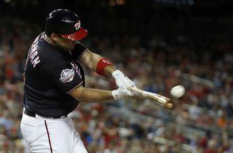 Nationals set team scoring record, rout Reyes, Mets 25-4