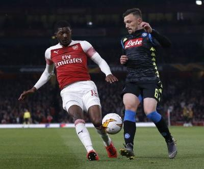 Euro run helping Arsenal's top four bid, says Maitland-Niles