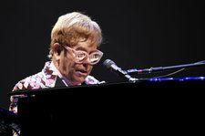 Elton John Pays Respects to Aretha Franklin, Mac Miller at Farewell Tour Opener: Watch