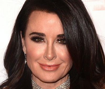 Kyle Richards Carries This Semi-Gross Product in Her Makeup Bag-But She Says It Works