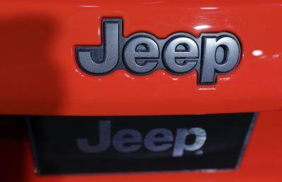 US probes air bag computer failures in some Jeeps