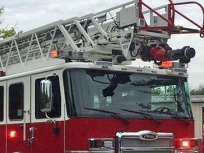 Ohio firefighters suspended for making porn at firehouse