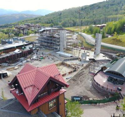 Celebrating the Arrival of Limelight Hotel Snowmass