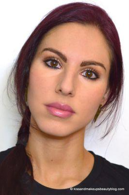 New Favorite Everyday Make-Up Look with Urban Decay And Smashbox