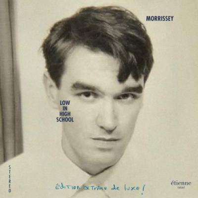 Stream Morrissey's Low In High School Deluxe Edition Feat. Previously Unreleased Tracks