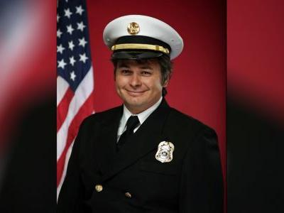 LIVE: Procession honors firefighter killed in Mendocino County