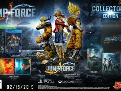 Jump Force: open beta times, gameplay and more