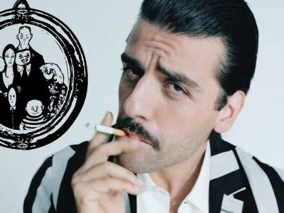 Oscar Isaac May Voice Gomez in Animated Addams Family Movie
