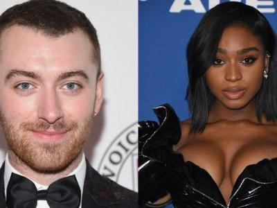 "Hear Sam Smith and Normani's New Song, ""Dancing With a Stranger"""