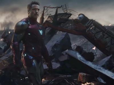Watch Robert Downey Jr. Work at Finding the Right Emotion for His Iconic Line in AVENGERS: ENDGAME
