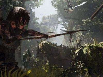 E3 2018: Shadow of the Tomb Raider gameplay shows Lara become one with the jungle