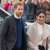 Hold Up, Did Meghan Markle Just Drop a Major Baby Hint? We'll Let You Decide
