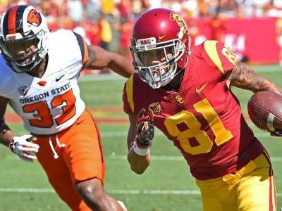 USC WR Trevon Sidney transferring to Illinois