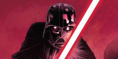 Marvel's Darth Vader Comic Reveals Potential Last Jedi Connection