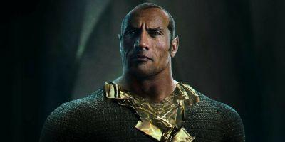 Shazam: New Fan Art Imagines The Rock as Black Adam