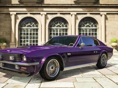 The New GTA Online Vehicle Is A Mash-Up Of Two Classic British GT Cars