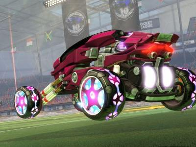 Psyonix celebrates 3 years of Rocket League and 10 years of Battle Cars with in-game event
