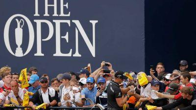 Live: 146th Open Championship from Royal Birkdale
